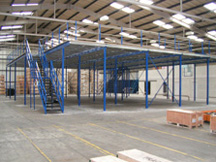 mezzanine floor photo